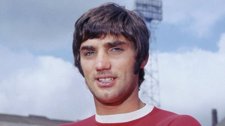 George Best was at the back-end of the peak of his career when this film was released.