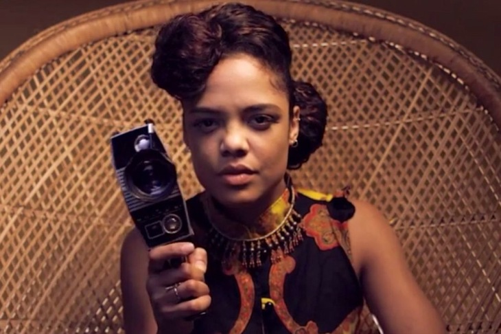 Tessa Thompson is a revelation in her performance as Sam White.