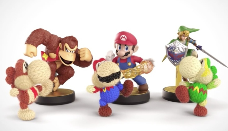 The amiibo support is minimal at best.